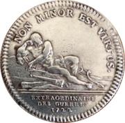 Louis XV - Extraordinaire des guerres - 1722 – revers
