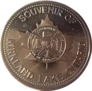 Kirkland Lake, Ontario - Jubilee 1019-1979 – avers