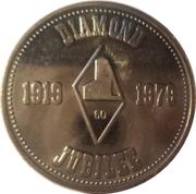 Kirkland Lake, Ontario - Jubilee 1019-1979 – revers