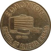Edmonton, Alberta - Western Holiday & convention Centre – avers