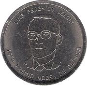 Luis Federico Leloir (Argentine Heroes of Knowledge) – avers