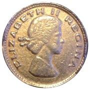 Elizabeth II Regina Crown Token – avers