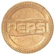 Metro Midway Pepsi Token – revers