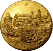 Medal - Esperanto Congress XV Nürnberg – revers