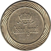 Casino Token - Iguazu 25 centavos – avers