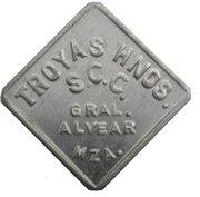 Troyas Hnos. S.C.C. Gral.Alvear (Mendoza) – avers