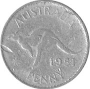 Penny – avers