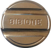 Bibione Lignano Machine Token – avers