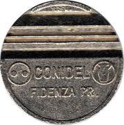Conidel gettone automatici – avers