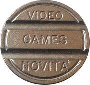Novita Video Games Token – avers