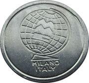 MMC Milano Italy – avers