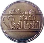 Jeton de stationnement - Bad Ischl – revers