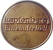 Jeton de stationnement - Kapfenberg Municipal – revers