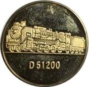 Jeton - D51200 – avers