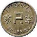 ETTERBEEK  P.  SHOPPING – revers