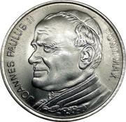 Token - Pope Joannes Paulus II in Brazil – avers