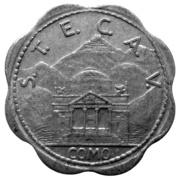 S.T.E.C.A.V. - 50 centesimi – avers