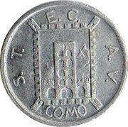 S.T.E.C.A.V. - 20 centesimi – avers