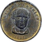 Médaille - chambre des communes - Wilfrid Laurier (#7 sur 15) – avers
