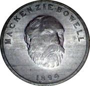 Medaille-Chambre-des-communes-MACKENZIE BOWELL 1894 – avers