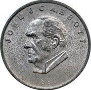 Shell Oil - Prime Ministers of Canada - 1891- John J. C. Abbot – avers