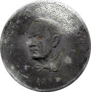 Médaille - chambre des communes - Lester B. Pearson (#14 sur 15) – avers