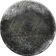 Médaille - chambre des communes - Lester B. Pearson (#14 sur 15) – revers