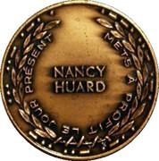 Canada's National Parks Centennial - Nancy Huard Medals – revers