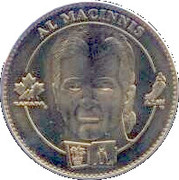McDonald Rob Blake Al Macinnis – revers