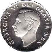 5 cents CommemorativeToken - The Big Nickel (Nickel) – avers