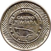 5 Cents (Niagara Casino) – avers