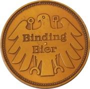 1 Runde - Binding Bier – revers