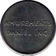 Amusement Parc Token - Daniel Inc. – revers