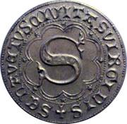 1 Grosso - Monteriggioni - 1554 – avers
