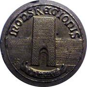 1 Grosso - Monteriggioni - 1554 – revers