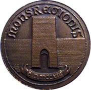 2 Grossi - Monteriggioni - 1554 – revers
