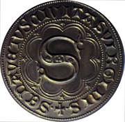 5 Grossi - Monteriggioni - 1554 – avers