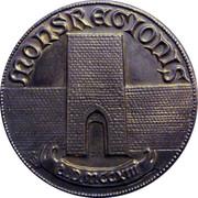 5 Grossi - Monteriggioni - 1554 – revers