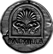 jeton - PALMILLA – avers