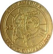 Club America Campeon Clausura 2005 – revers