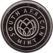 50 Anniversary Krugerrand – revers