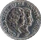5 generations Kings/Queens Netherlands (1815/1979) – avers