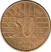 Rüttchen 50 Year Coin – avers