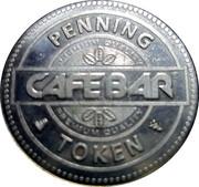Token Cafebar – avers