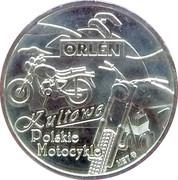 Kultowe Polskie Motocykle - OSA – revers