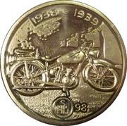 Kultowe Polskie Motocykle - SHL – avers