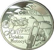 Kultowe Polskie Motocykle - Junak – revers