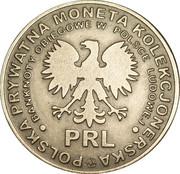 20 Ludowych - 2012 – revers