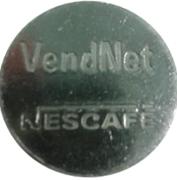 Ficha de Café – avers