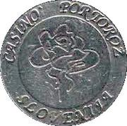 Portorose Portoroz Casino Slot – revers